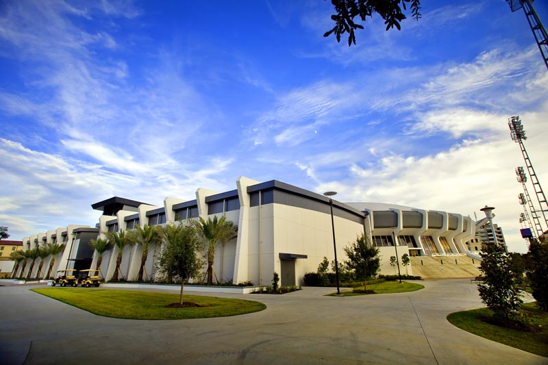 Lsu Basketball Training Facility